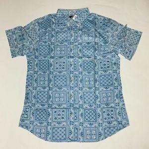 Reyn Spooner Mens Hawaian Shirt Size XL Lahaina